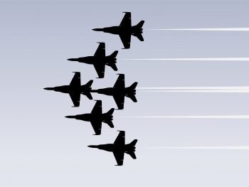 U.S. Air Force Jets
