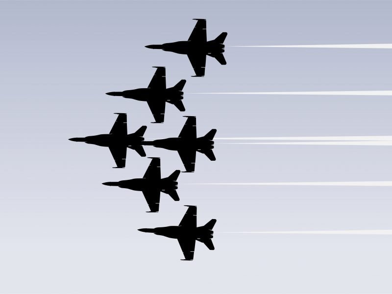 U.S. Air Force Jets