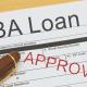 SBA Loan Approval
